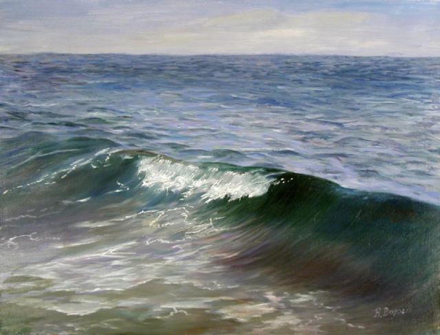 Волна, оригинал