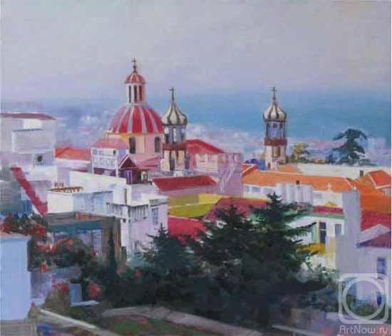 Испания, пейзаж, испания