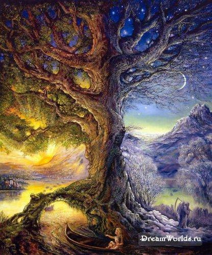 Дерево жизни, оригинал