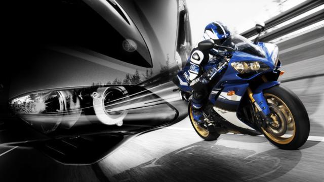 Мотоцикл, yamaha r1
