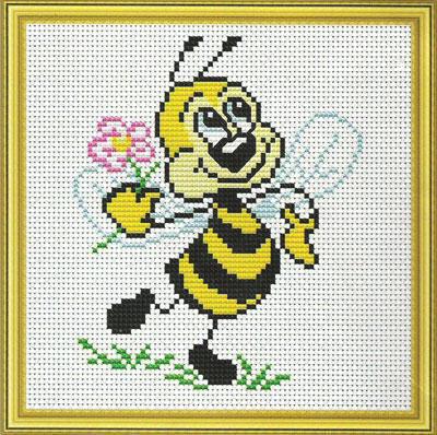 Весёлая пчёлка, оригинал