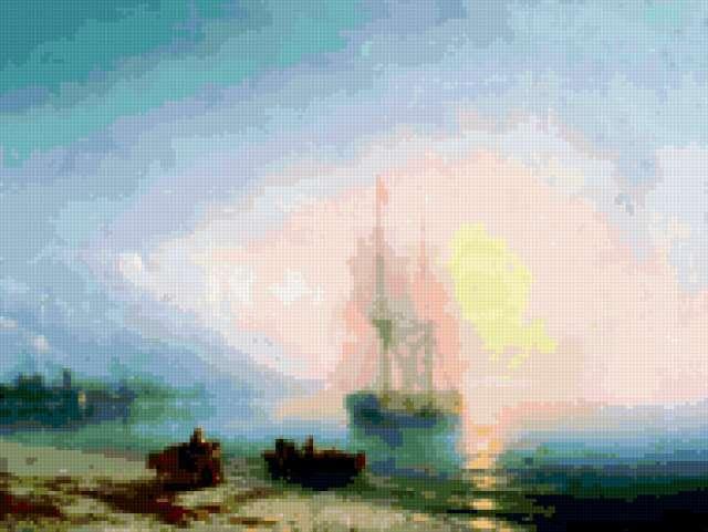 Айвазовский, картины
