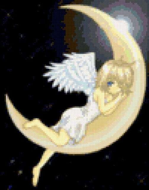 Спящий ангел, предпросмотр