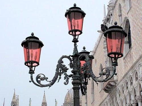 Фонари Венеции, оригинал