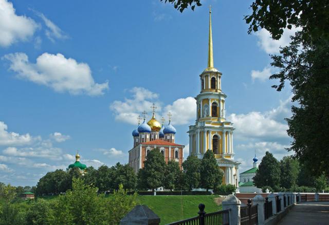 Рязанский Кремль, оригинал