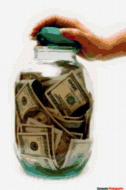 Храните деньги в банке,