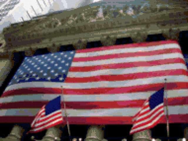 Флаг американский