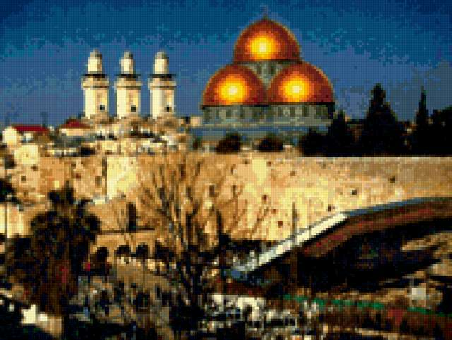 Иерусалим, храмы, церкви