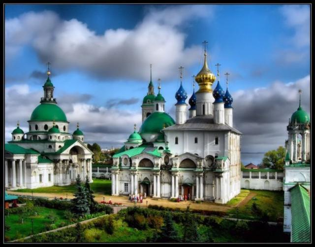 Дмитриевский храм, храмы