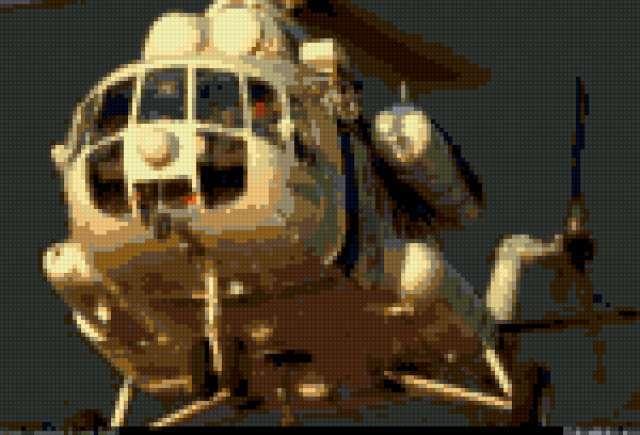 Вертик, техника, вертолет