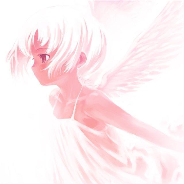 Ангел, рисунок