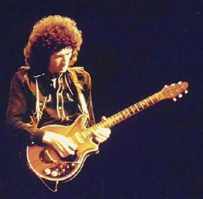Brian May_(Queen)_2, музыка