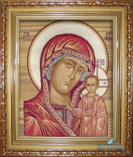 Икона казанская, оригинал