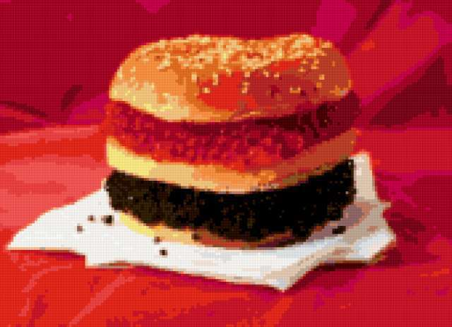 Икорный бутерброд