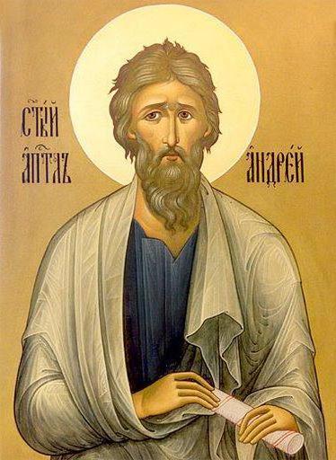 Св мученик Андрей, оригинал
