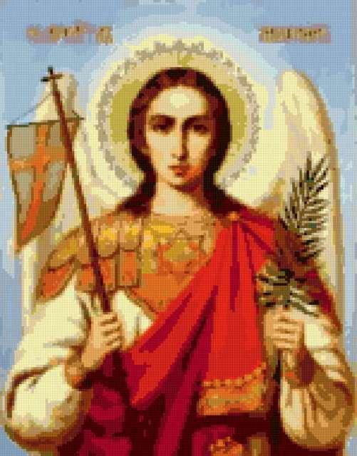 Архангел Михаил 4, иконы,