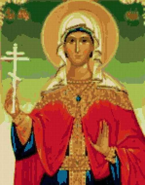 Св. мученица Лидия