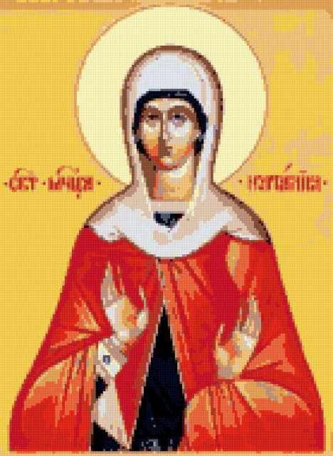 Св. мученица Наталия, иконы,