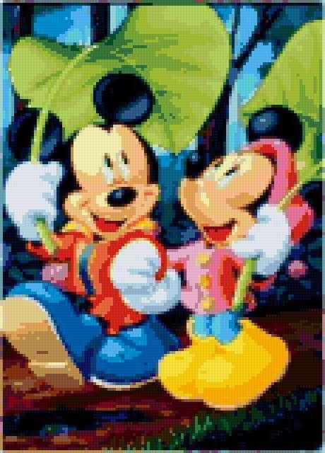 Микки Маус и Минни Маус 2,