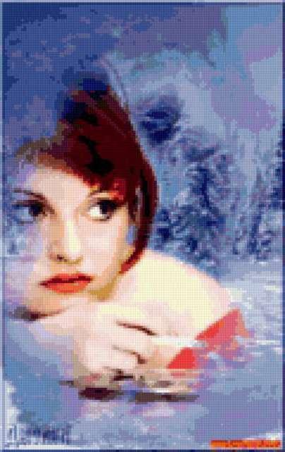 Девушка-зима 2, предпросмотр