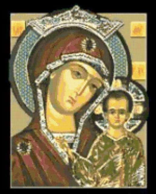 Казанская (икона)