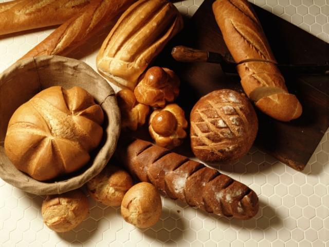 Хлеб и булки, оригинал