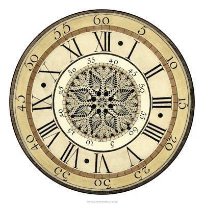 Циферблат, циферблат, часы