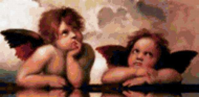 Ангелы Рафаэля, предпросмотр