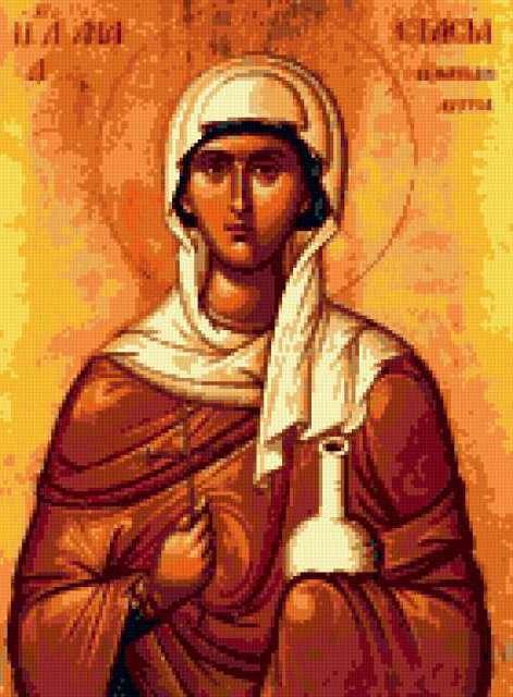 Св. Анастасия Узорешительница