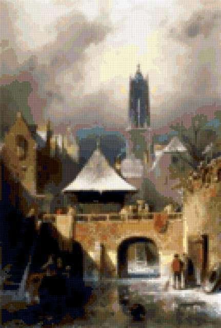 Старая Голландия, предпросмотр