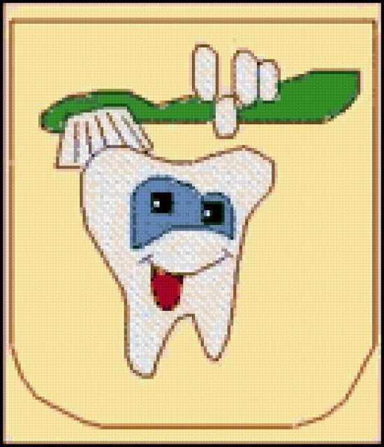 Зубик, предпросмотр