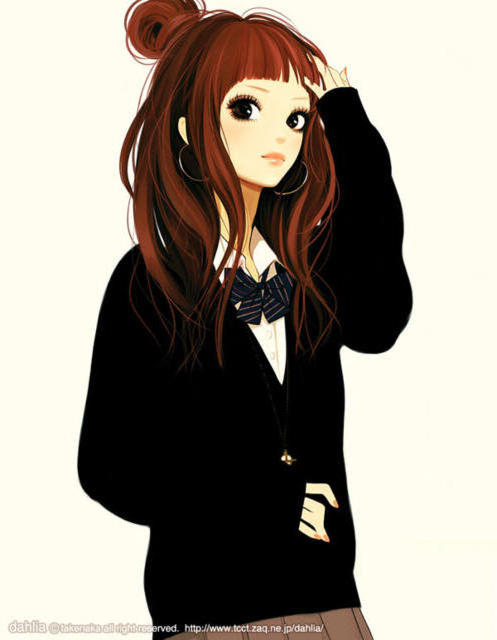 фото красивых аниме девочек