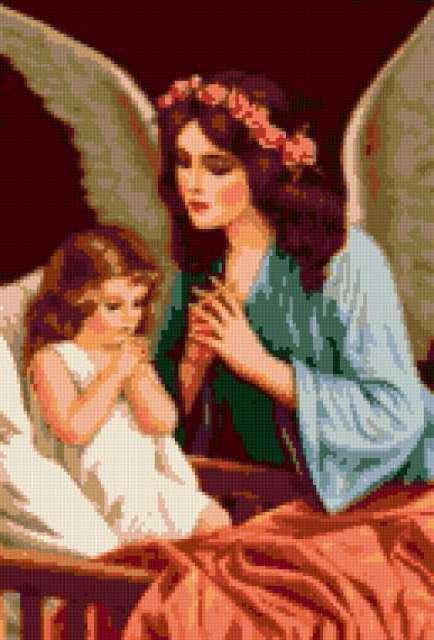 Молитва с ангелом