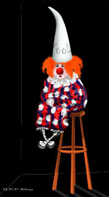 Грустный клоун 2, оригинал