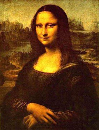 Мона Лиза Джоконда, оригинал