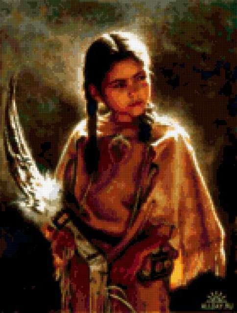 Индейцы, предпросмотр
