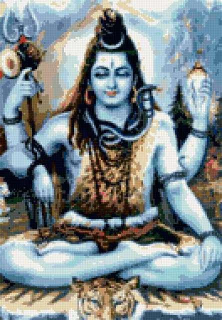 Шива 5, индуизм, будизм, вера,