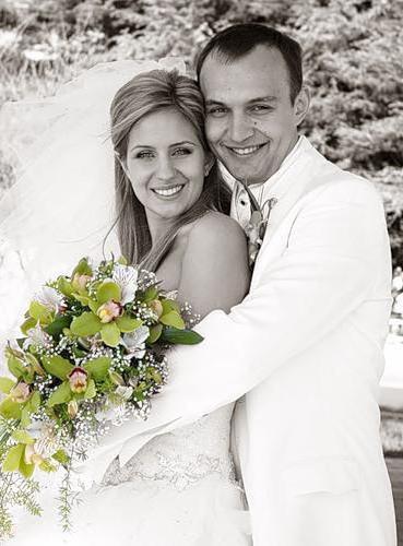 Свадебная пара, свадебная пара