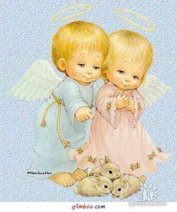 Два ангела, оригинал