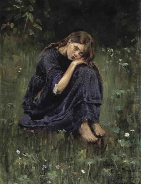 Васнецов-Аленушка, оригинал