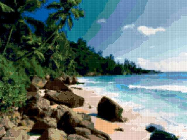 Пляж, предпросмотр