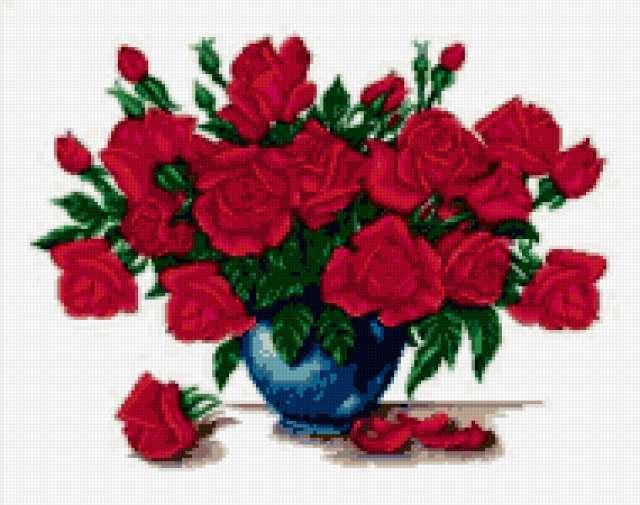 Розы для любимой, предпросмотр