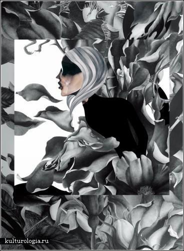 Черным по белому, оригинал