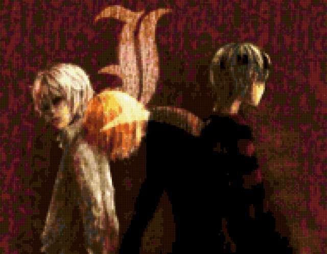 M, M, N, death note, аниме,