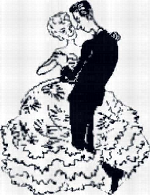 Свадебный танец, предпросмотр