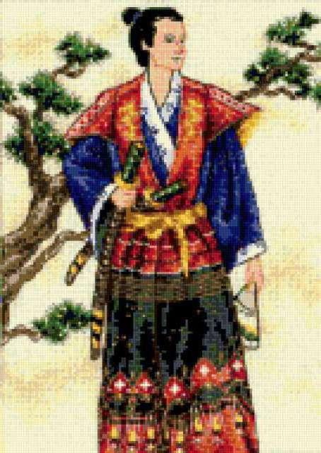 Самурай, предпросмотр