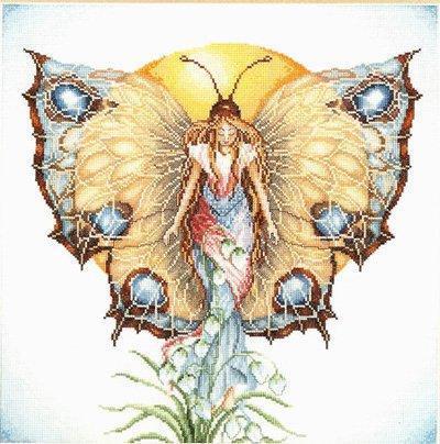 Бабочка-день, оригинал