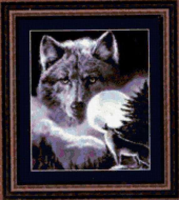 Дух волка, предпросмотр