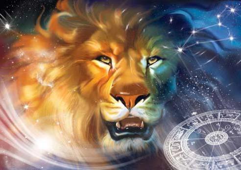 Зодиак. Лев, зодиак, знаки