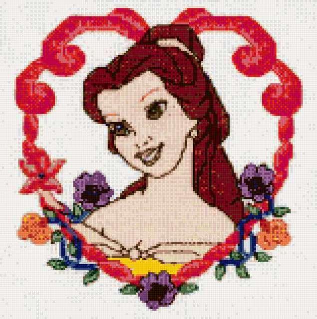 Принцесса Белль, предпросмотр